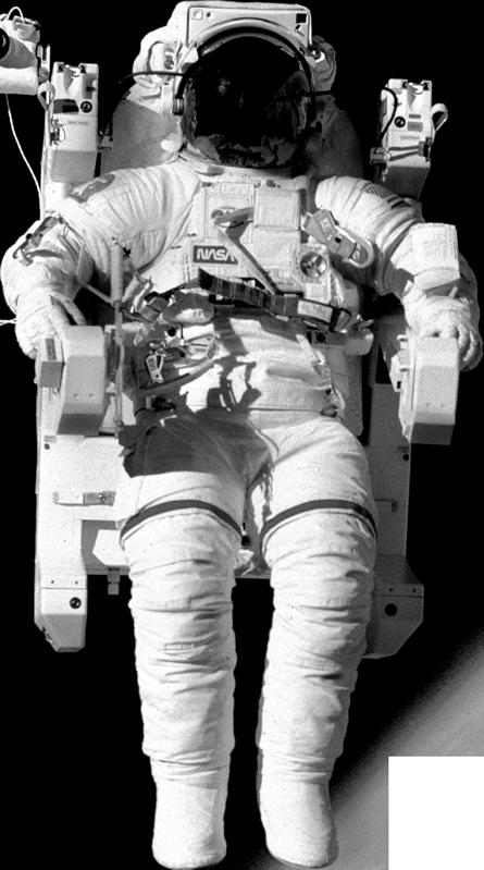 Esto es, supuestamente, una imagen de un astronauta. Si estas leyendo este texto, nuestro programador no sabe dónde puso la imagen.